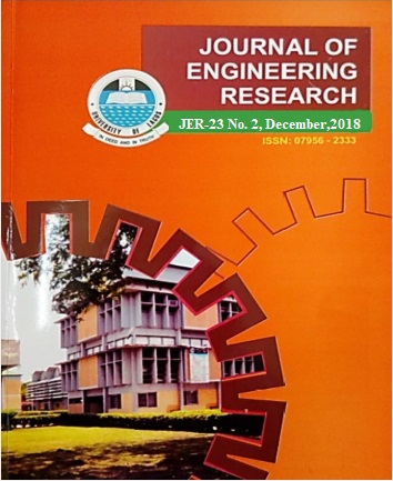 Journal of Engineering Research vol.23(2)